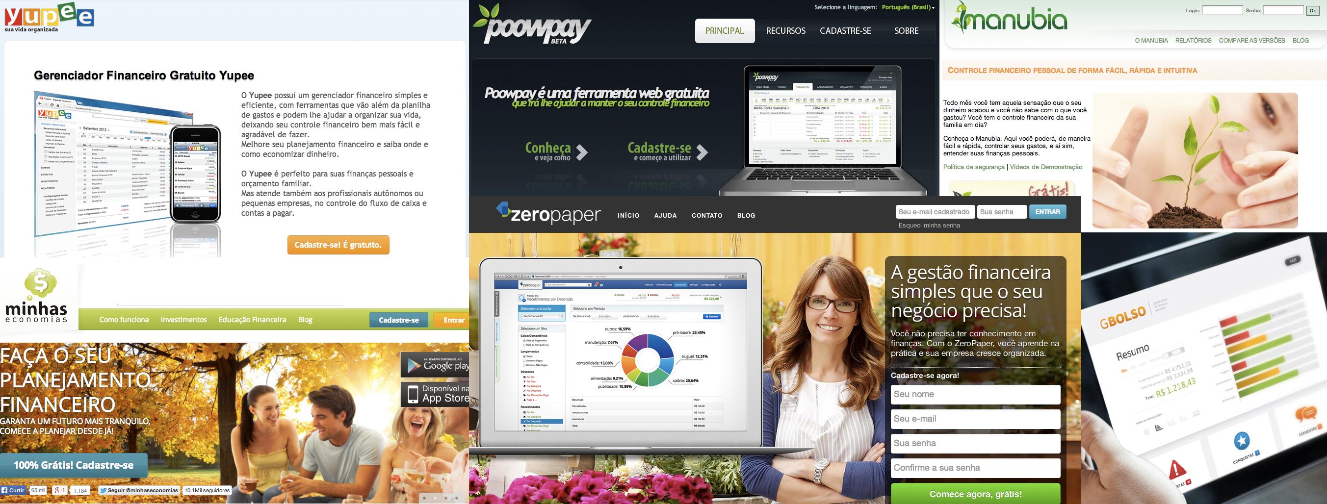 7 ferramentas on-line gratuitas para controle de orçamento