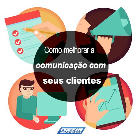 Está na hora de melhorar a comunicação com seu cliente!