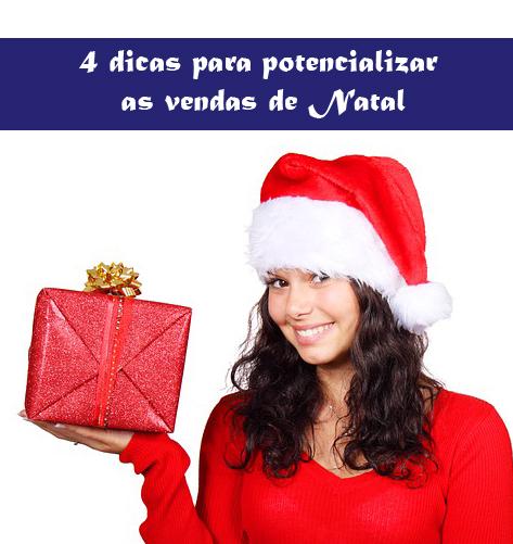 4 dicas para potencializar suas vendas de Natal