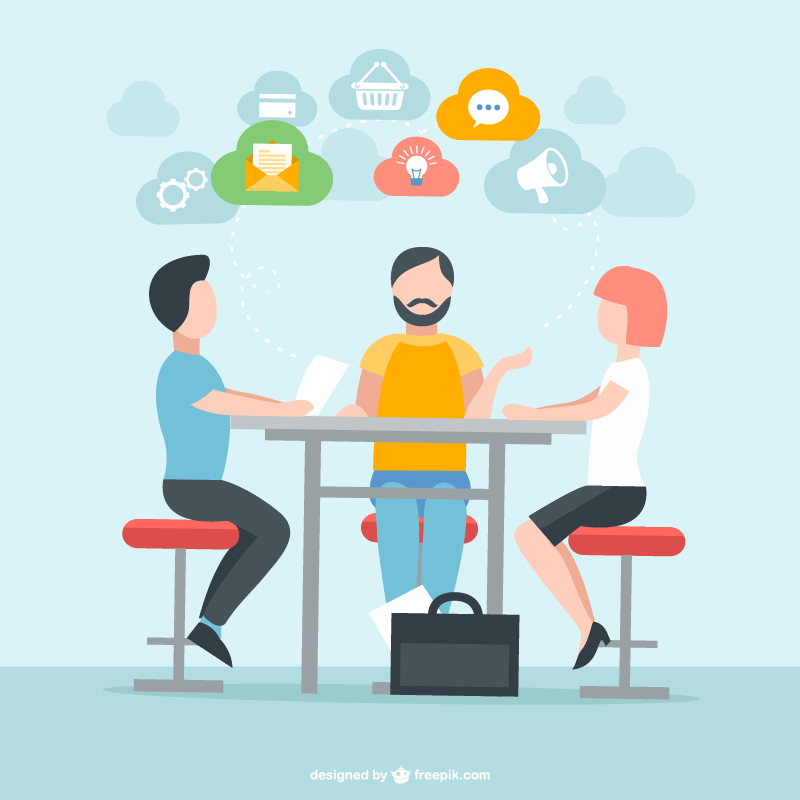 Dinâmicas de grupo para integração da equipe