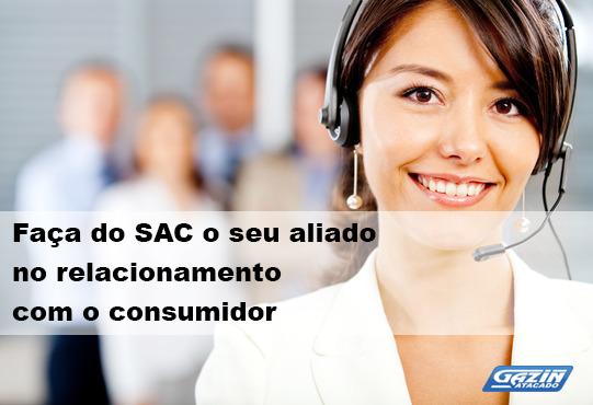 Faça do SAC o seu aliado no relacionamento com o consumidor