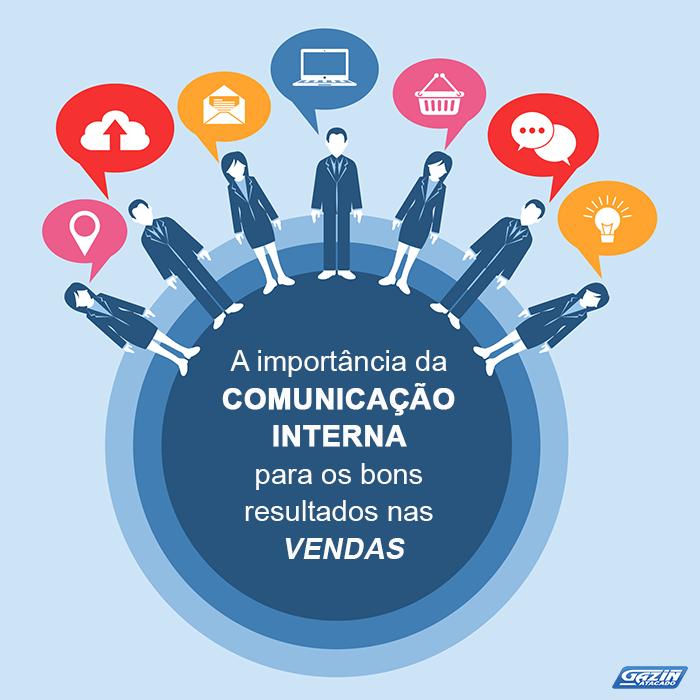 A importância da comunicação interna para os bons resultados em vendas
