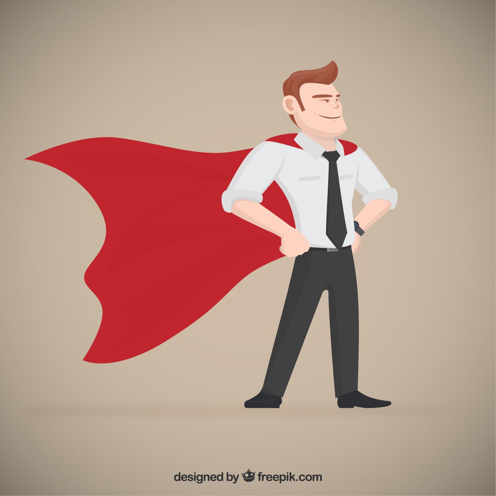 Din mica de grupo para trabalhar o autoconhecimento e a confian a dos vendedores blog do varejo - Image de super hero ...