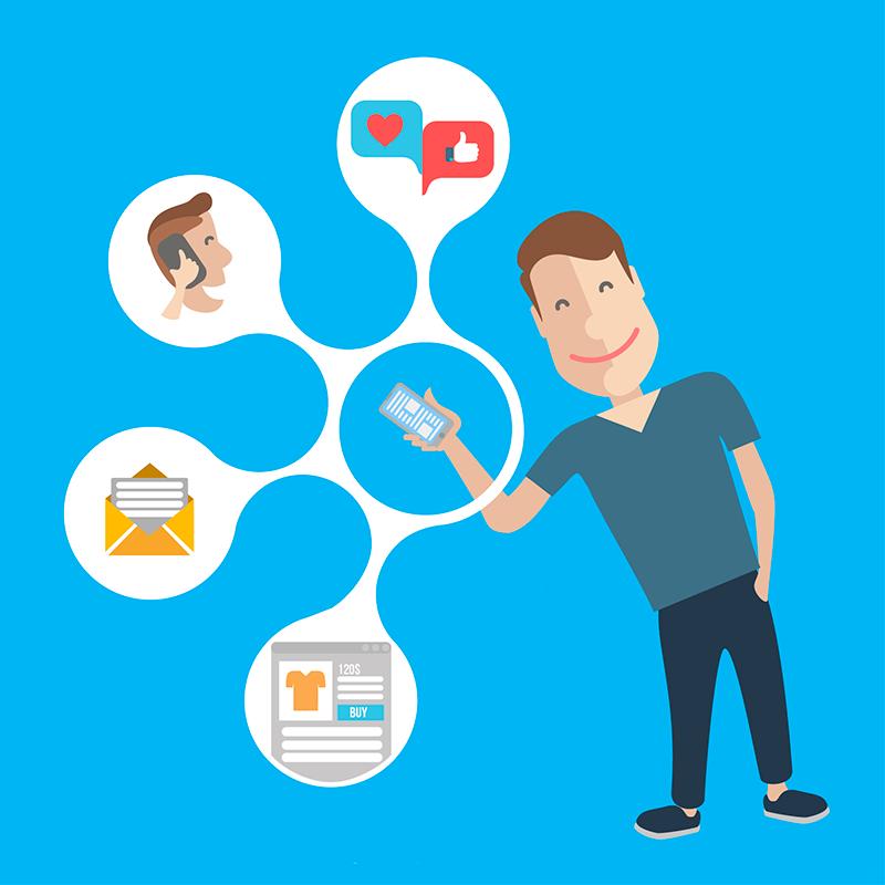 Seus clientes estão showrooming e webrooming: o que fazer?