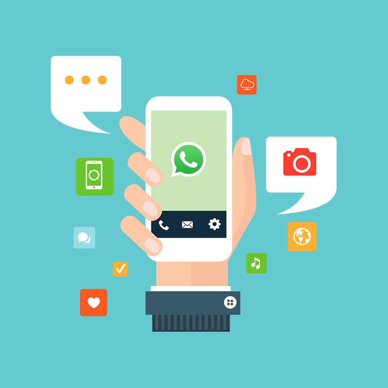 Como usar o WhatsApp na hotelaria