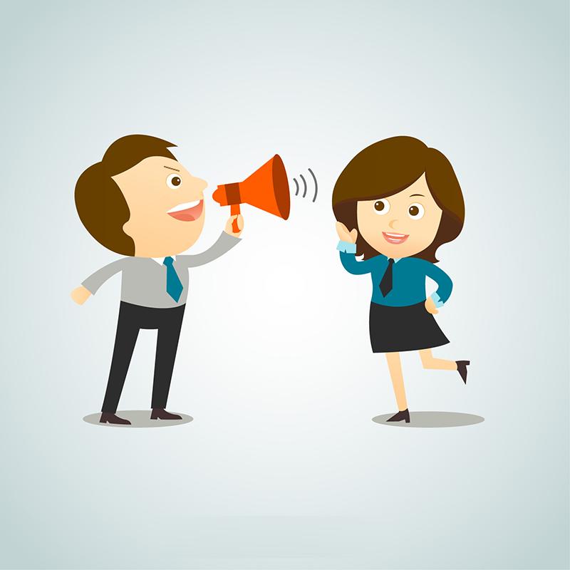 Como lidar com reclamações de clientes: Pare, Olhe, Escute