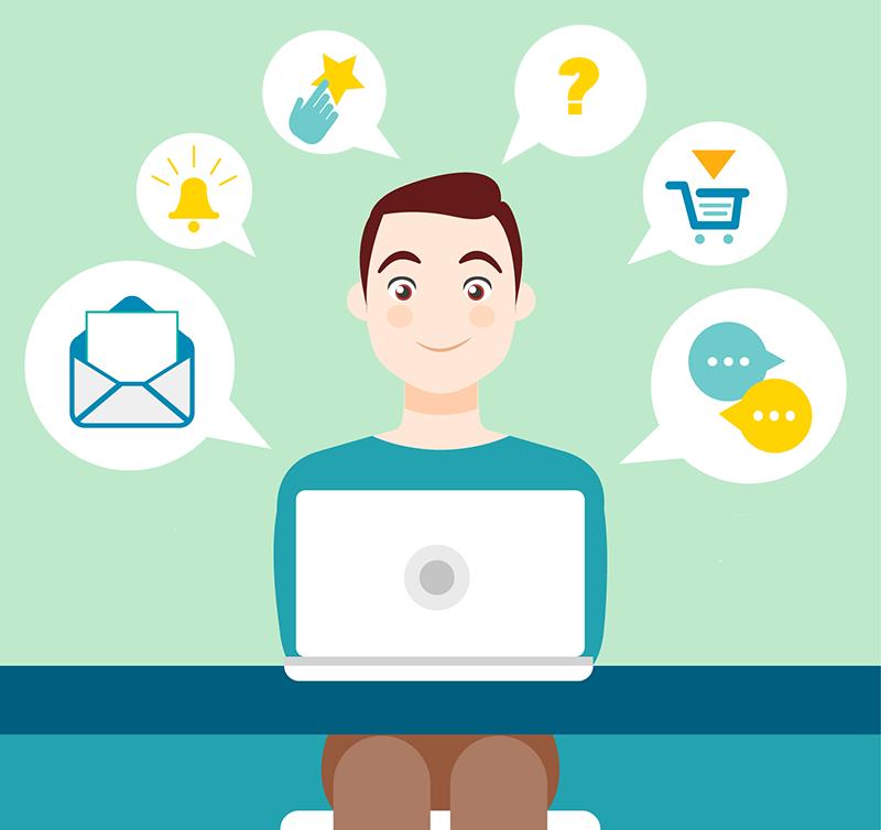 Por que seu site precisa de uma página de perguntas frequentes