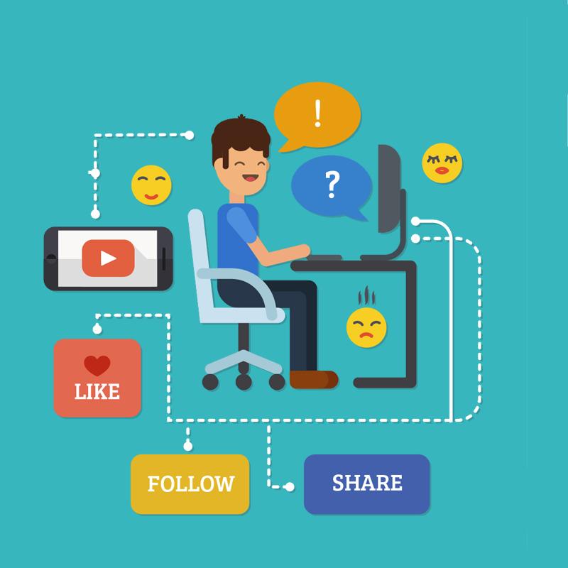 De quem deve ser a missão de gerenciar as redes sociais de sua empresa?