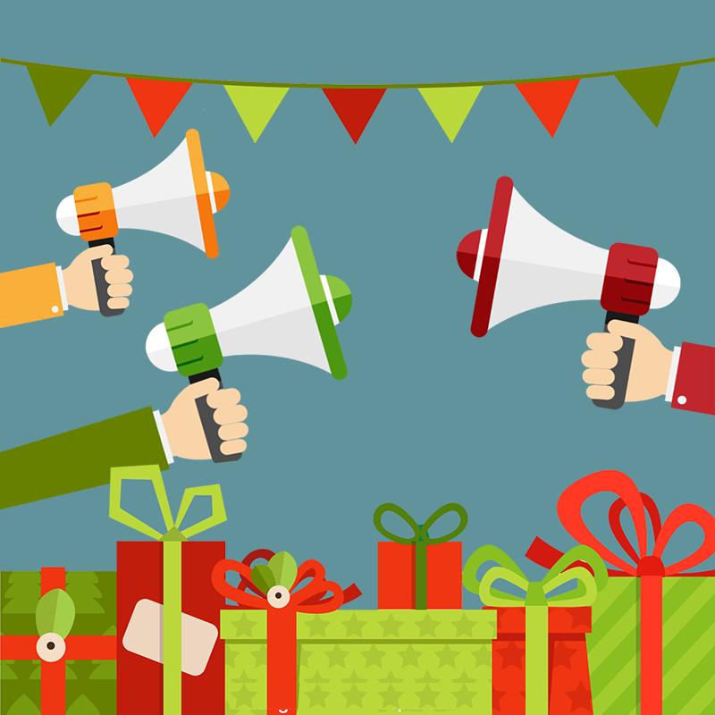 7 ideias para sua loja se diferenciar da concorrência no Natal