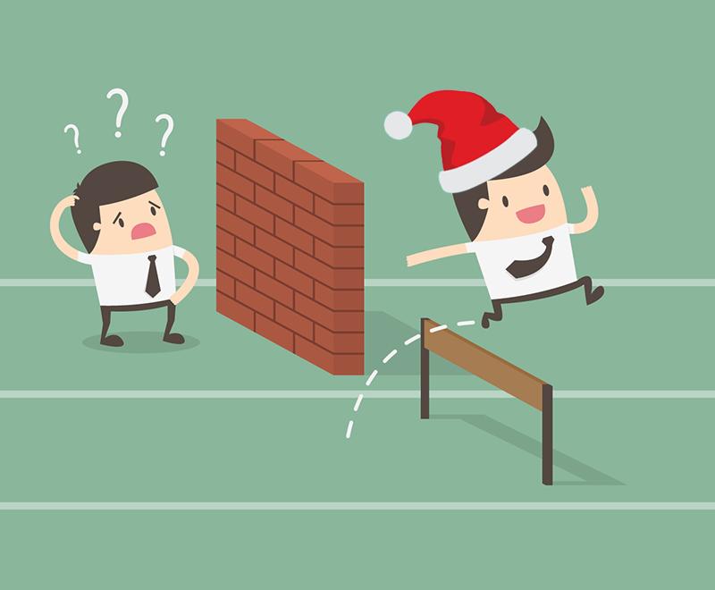 Os principais erros e as grandes dificuldades dos lojistas no Natal e como resolver essas questões