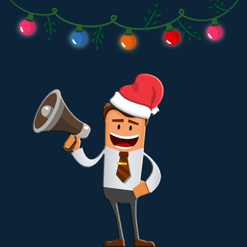 Como chamar a atenção e conquistar a confiança do seu público neste Natal