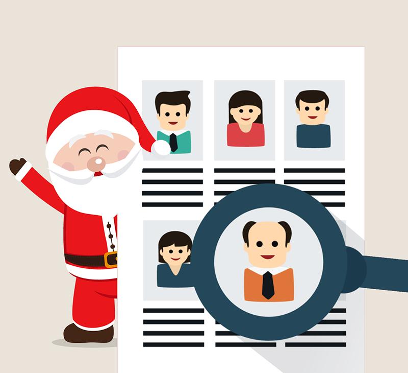 Como contratar e treinar vendedores temporários para o Natal