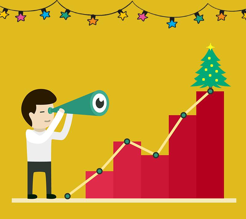 Aprenda a definir metas de vendas para o Natal