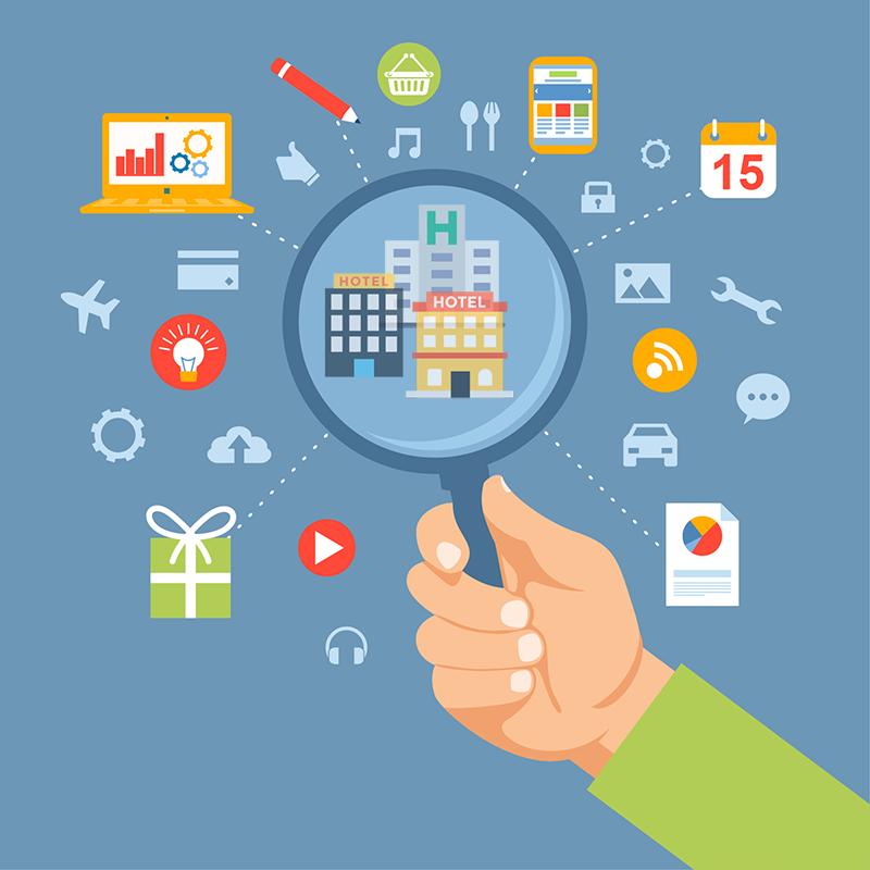 Dicas para monitorar concorrentes no setor hoteleiro