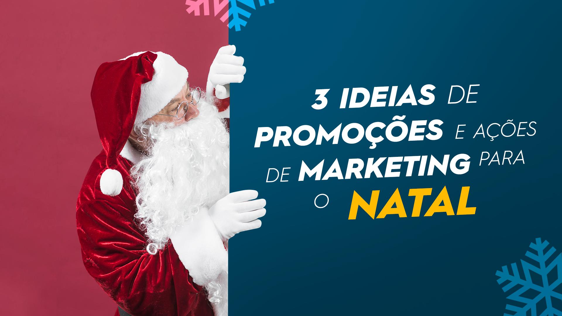 Como fazer promoções para o Natal
