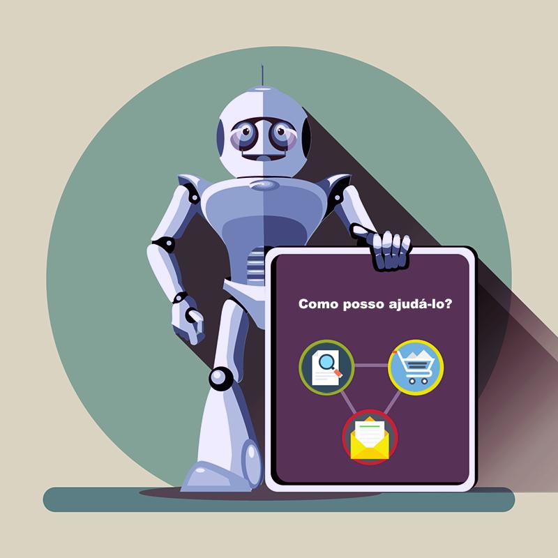 Conheça os chatbots – os robôs inteligentes para o SAC