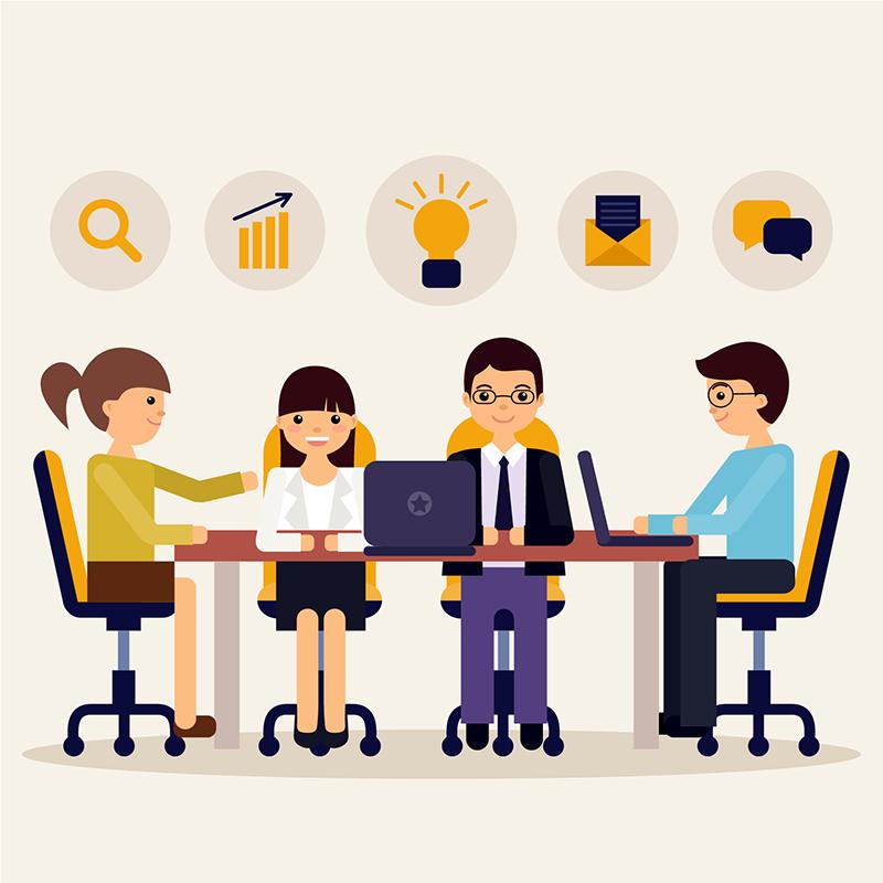 3 dinâmicas de grupo para melhorar a comunicação entre a equipe