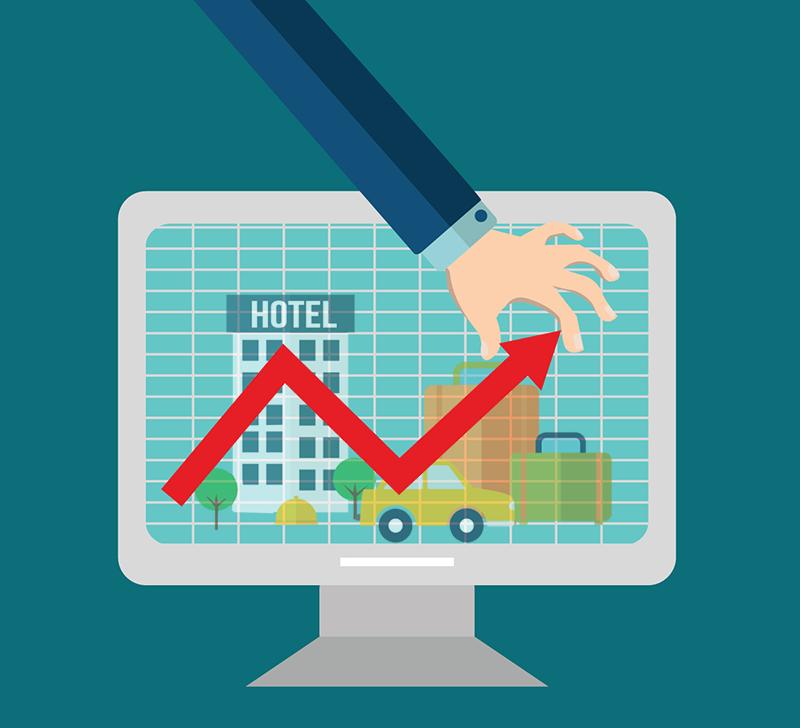 Estudo: Perspectivas do mercado de hotelaria para 2017