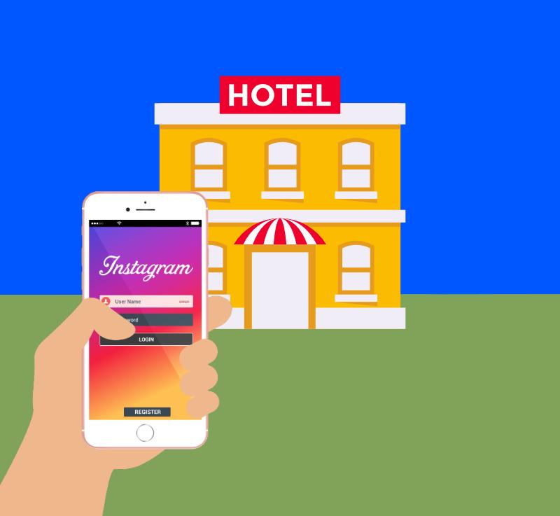 12 ideias de como usar o Instagram para fortalecer a marca do seu hotel