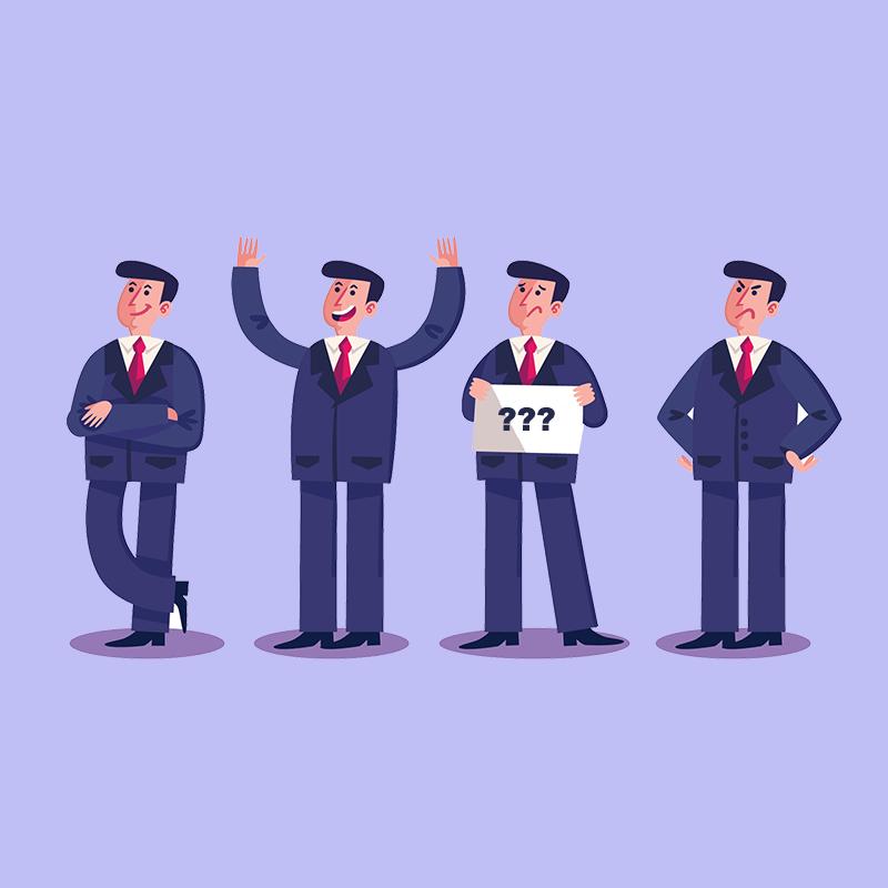 15 erros de linguagem corporal que prejudicam as vendas