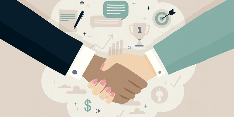 """3 dicas para uma negociação eficaz: como chegar ao """"sim"""""""