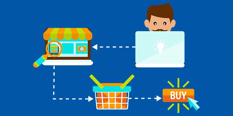 Conheça a jornada de compra online e venda mais pela internet