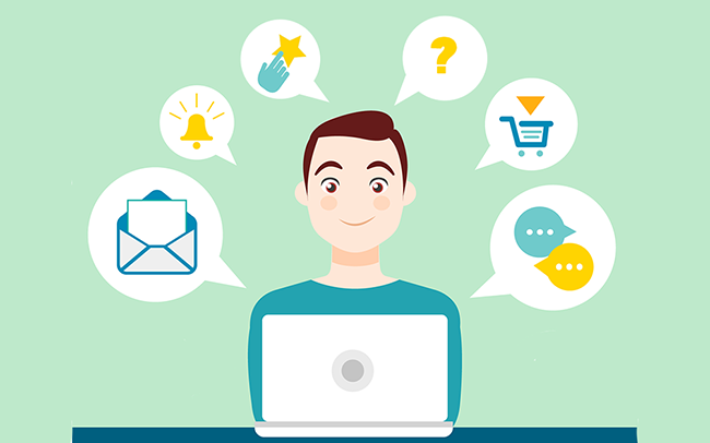 Customer service in e-commerce