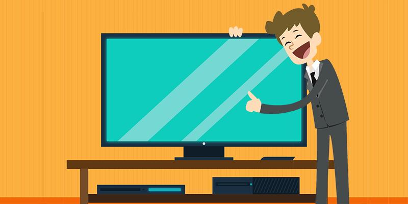 Treinamento gratuito para vendedores: dicas para vender TVs