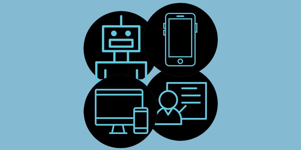 Infográfico: 4 tendências que mostram como será o marketing no futuro