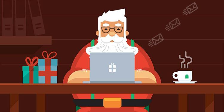 Como utilizar o e-mail marketing para vender mais no Natal