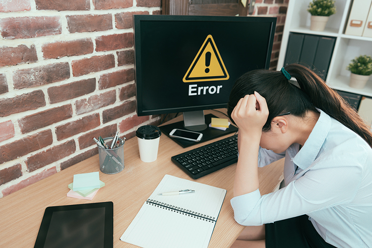 Erros de design no e-commerce que prejudicam a experiência do cliente
