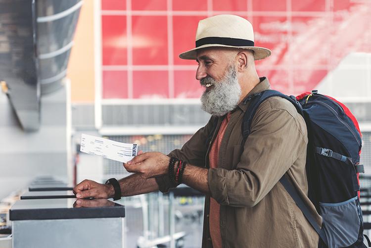 A importância dos viajantes baby boomers para o mercado de hotelaria