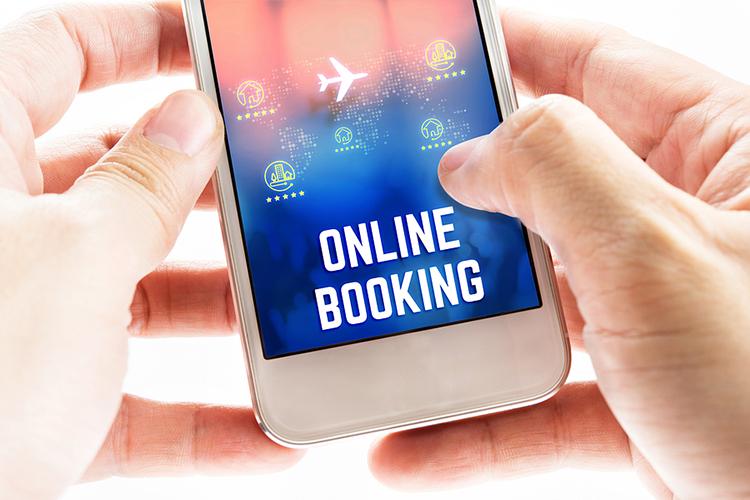 Cresce o uso de dispositivos móveis em reservas de viagens