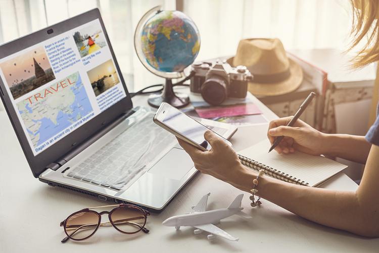 Por que os viajantes escolhem determinado destino?
