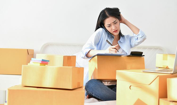 Os sete erros na gestão de estoque no varejo