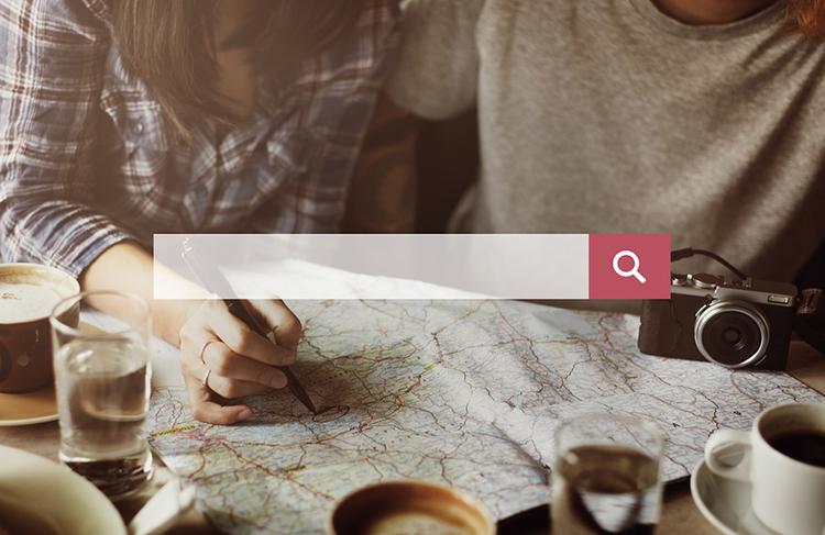 O que os viajantes querem saber antes de chegar a um destino