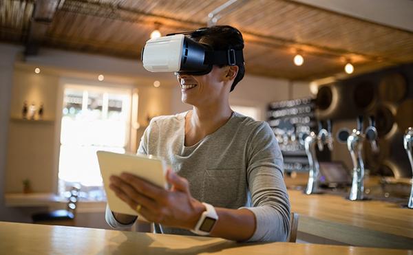 Realidade virtual na hotelaria