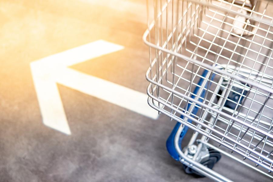 Infográfico: Como traçar a rota do cliente dentro da loja (+ planilha para mapear o fluxo do seu estabelecimento)