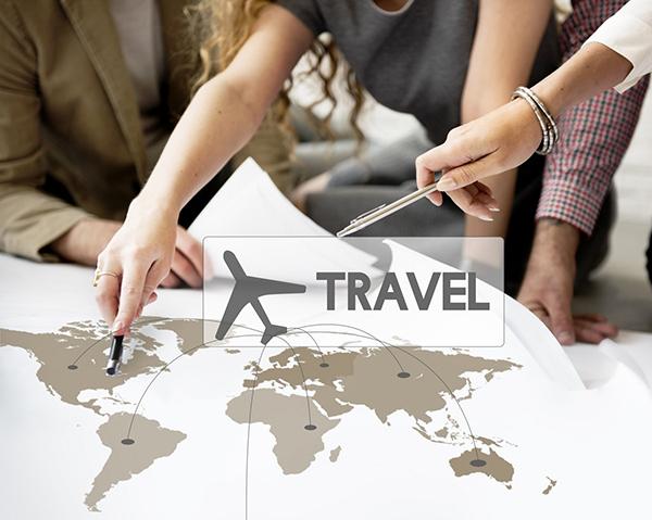 Os hábitos dos viajantes brasileiros