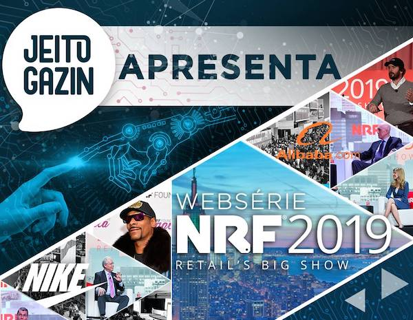 Websérie NRF 2019, episódio 4: As lições da Amazon no maior evento de varejo do mundo