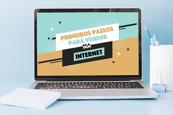 Treinamento gratuito por e-mail: primeiros passos para vender pela internet