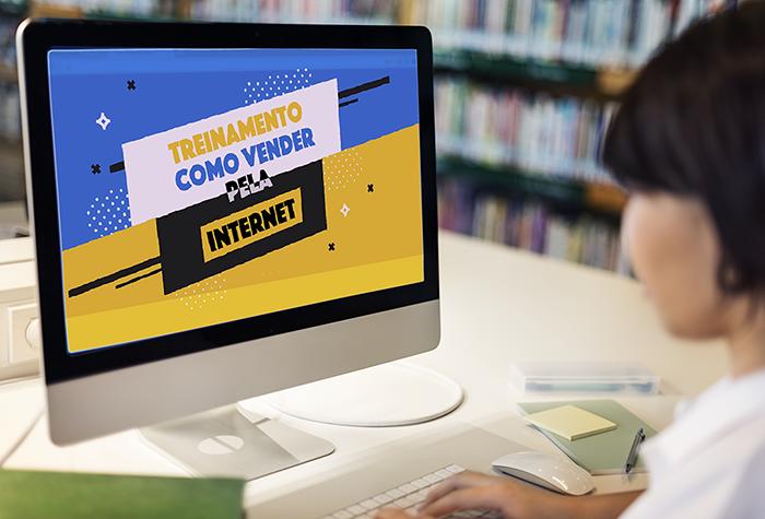 Como vender pela internet – treinamentos gratuitos por e-mail