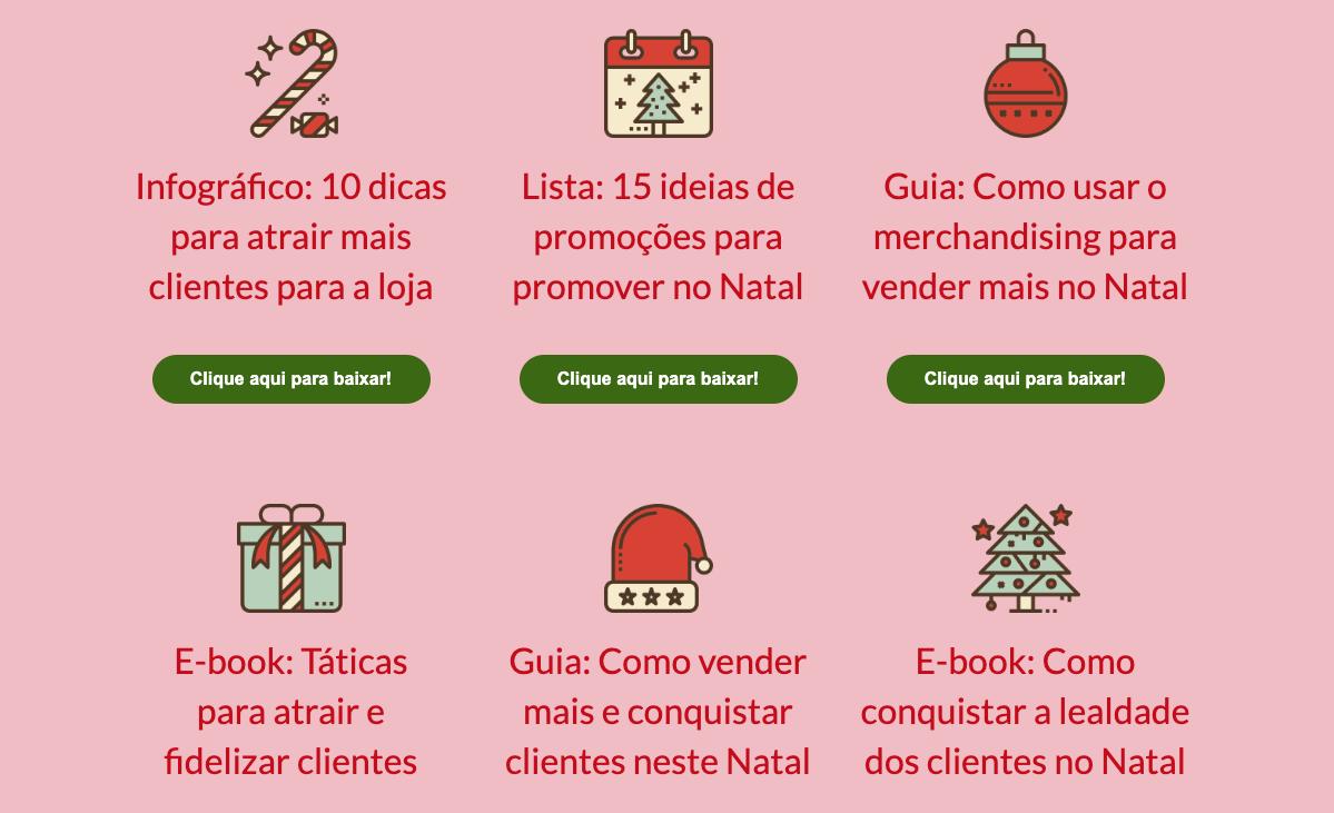 dicas de marketing para o natal