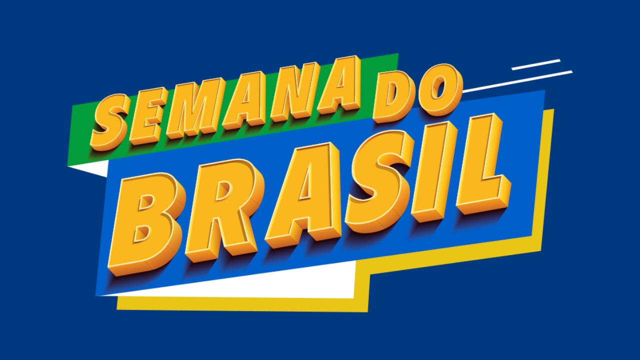 Como preparar a sua loja para a Semana do Brasil 2020.