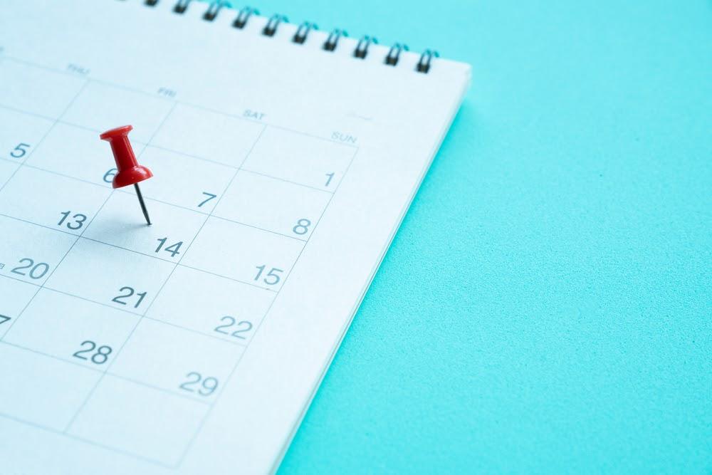 Como montar um calendário de datas importantes para a sua loja?